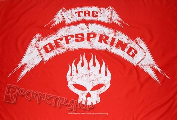 flaga THE OFFSPRING - BANNER