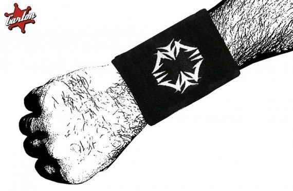 frotka na rękę HUNTER - TRIBAL