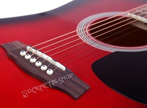 gitara akustyczna CRAFTMAN SA-944/RBS REDBURST