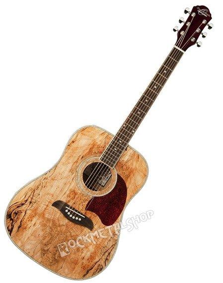 gitara akustyczna WASHBURN OG2(SM) OSCAR SCHMIDT Spalted Maple
