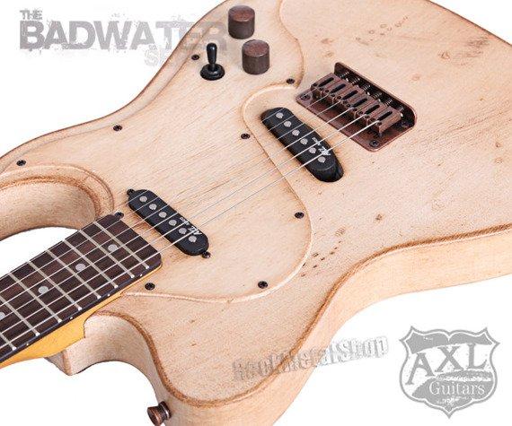 gitara elektryczna AXL / EL DORADO TELE / OFF WHITE