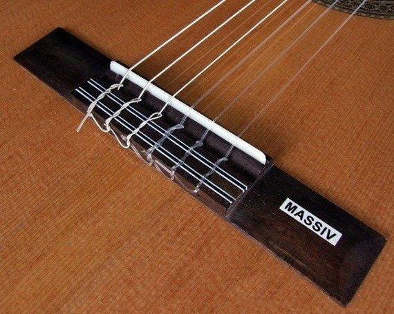gitara klasyczna MSA 4/4 / STRUNY D'ADDARIO (HG81)