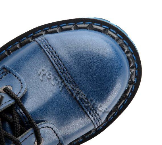 glany STEADY'S - 6 dziurek, niebieskie (STE/6/PAS)