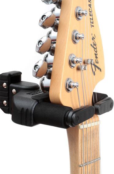 hak na gitarę ścienny HERCULES GSP40WB / kątowy regulowany
