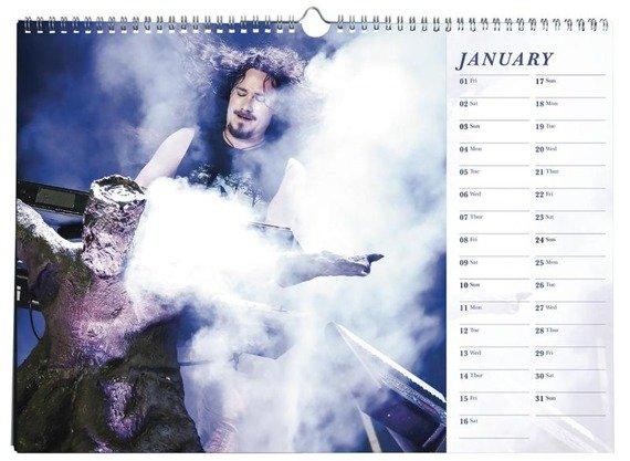 kalendarz NIGHTWISH 2016