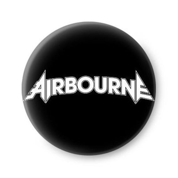 kapsel AIRBOURNE - LOGO
