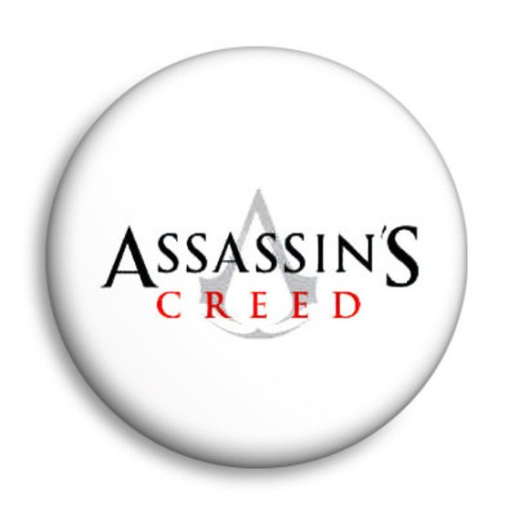 kapsel ASSASSIN'S CREED Ø25mm