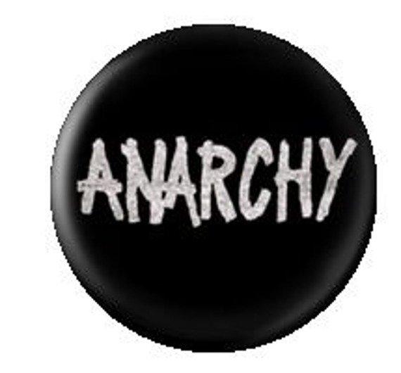kapsel Anarchy- Napis