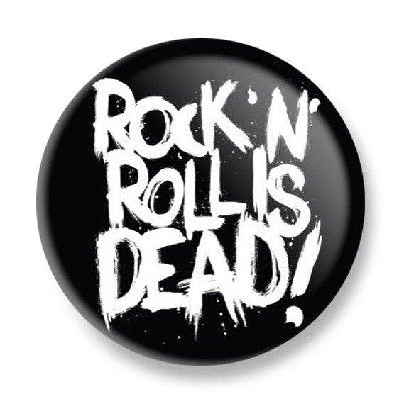 kapsel BLACK ICON - ROCK'N'ROLL IS DEAD (KICON107)