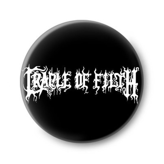 kapsel CRADLE OF FILTH - LOGO