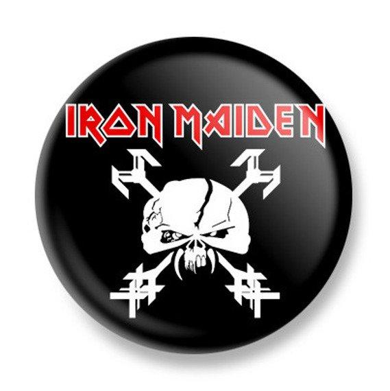 kapsel IRON MAIDEN - THE FINAL FRONTIER