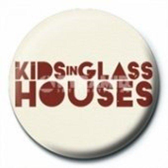 kapsel KIDS IN GLASS HOUSES - LOGO