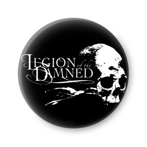 kapsel LEGION OF THE DAMNED