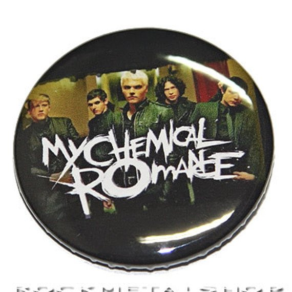 kapsel MY CHEMICAL ROMANCE