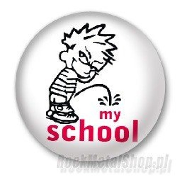 kapsel MY SCHOOL średni