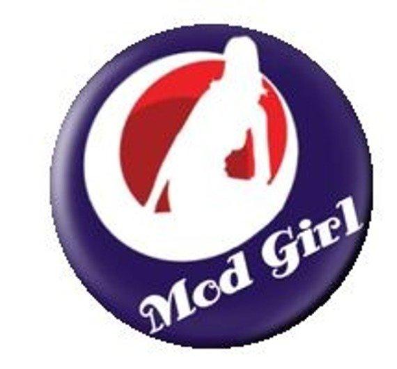 kapsel Mod Girl