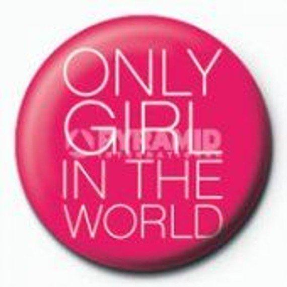 kapsel ONLY GIRL IN THE WORLD