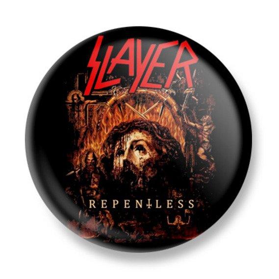 kapsel SLAYER - REPENTLESS