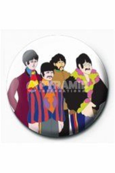 kapsel THE BEATLES - SUBMARINE BAND
