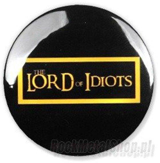 kapsel THE LORD OF IDIOTS średni