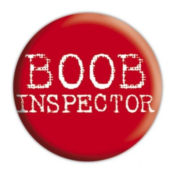 kapsel mały BOOB INSPECTOR