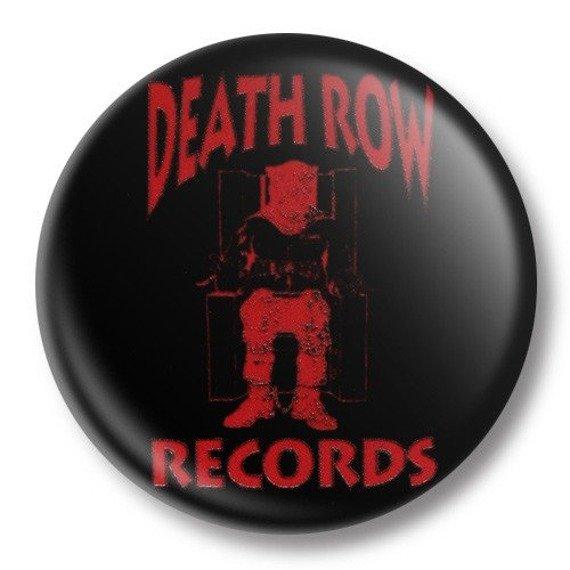 kapsel średni DEATH ROW RECORDS Ø38mm