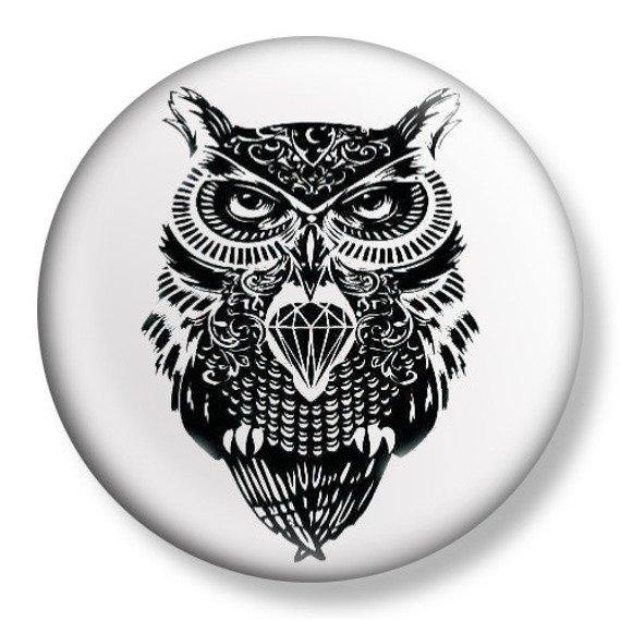 kapsel średni DIAMOND OWL Ø38mm