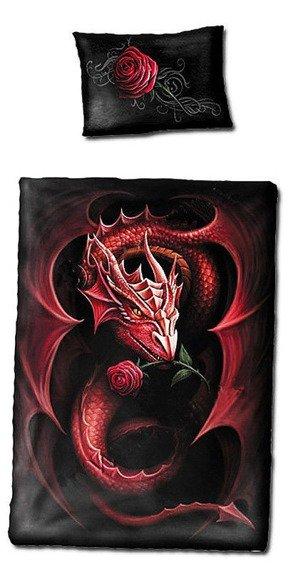 komplet pościelowy SPIRAL - DRAGON ROSE