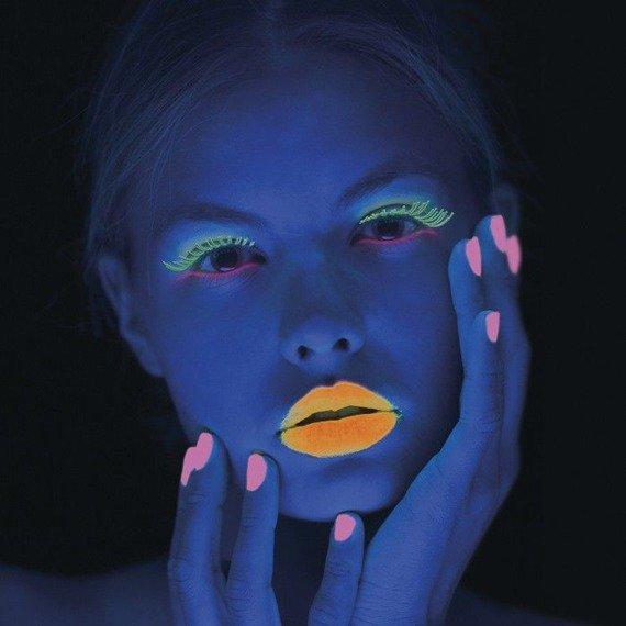 konturówka do oczu (eyeliner), kolor NEON ORANGE/ NEON POMARAŃCZOWA