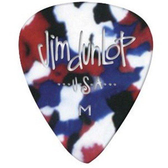 kostka gitarowa JIM DUNLOP - CELLULOID CLASSIC CONFETTI / EXTRA HEAVY (483R06XH)