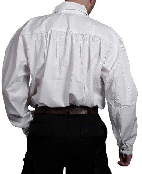 koszula GOTYCKA biała (5330)