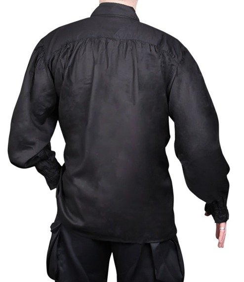koszula GOTYCKA czarna (58527)