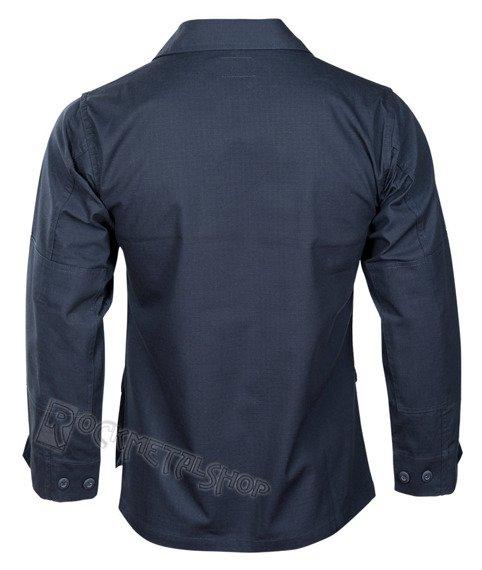 koszula US BDU FELDJACKE R/S DK.BLAU