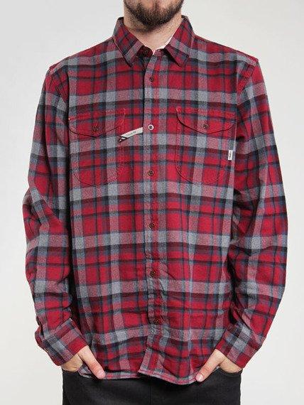 koszula VANS - AVERT (REDRUM)
