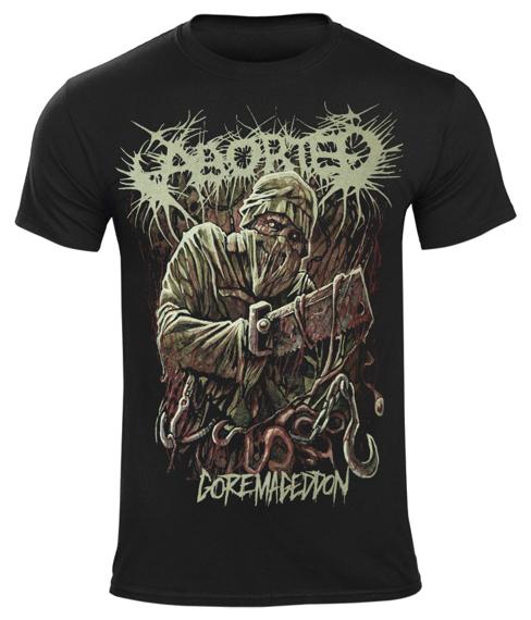 koszulka ABORTED - GOREMAGGEDON