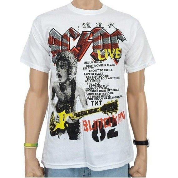 koszulka AC/DC - BAD BOY BOOGIE