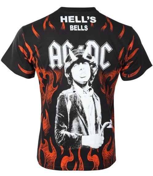 koszulka AC/DC - HELLS BELLS allprint