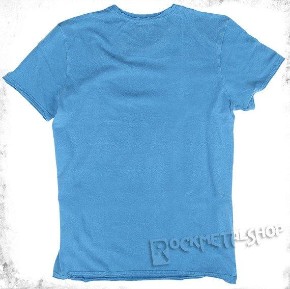 koszulka AC/DC - SOUND niebieska