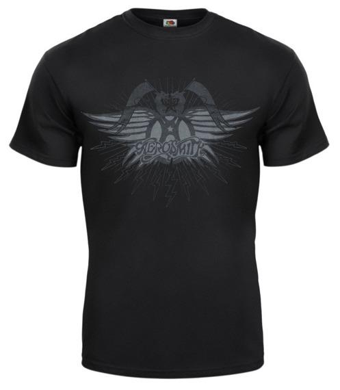 koszulka AEROSMITH - LOGO