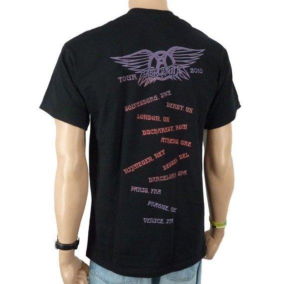 koszulka AEROSMITH - TOUR 2010