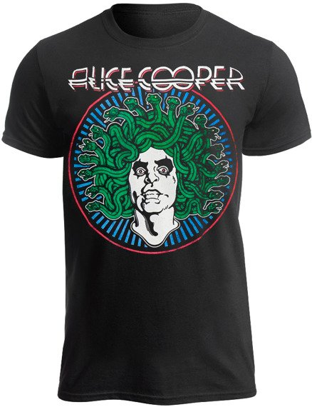 koszulka ALICE COOPER - MEDUSA