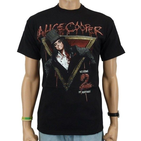 koszulka ALICE COOPER - WELCOME 2 MY NIGHTMARE ALBUM