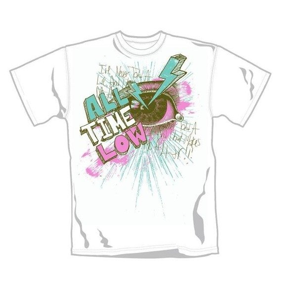 koszulka ALL TIME LOW - EYE
