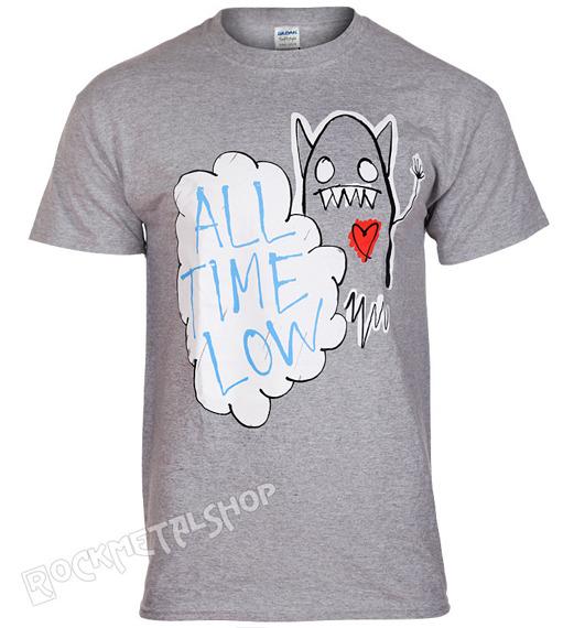 koszulka ALL TIME LOW - MONSTER