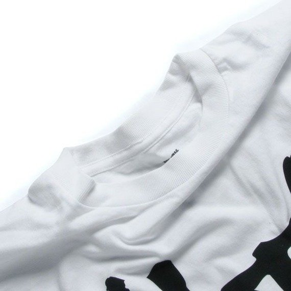 koszulka ALTAMONT - STACKED (WHITE)