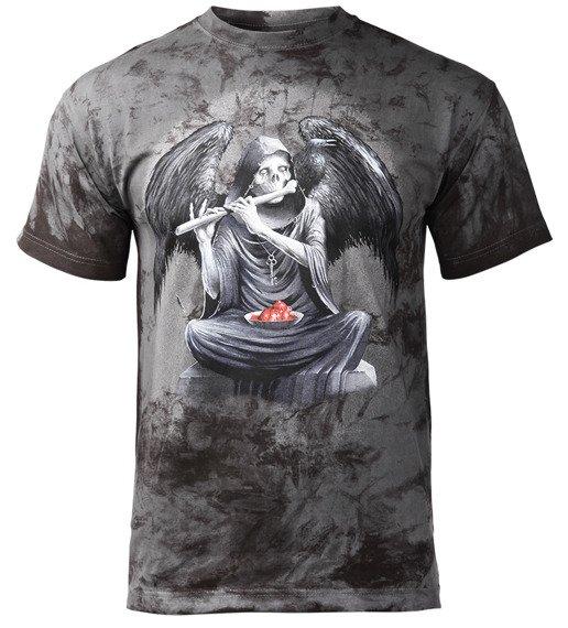 koszulka ANGEL OF DEATH barwiona