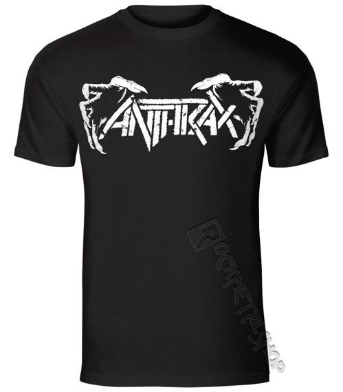 koszulka ANTHRAX - DEATH HANDS