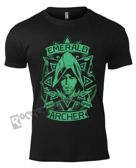 koszulka ARROW - EMERALD ARCHER