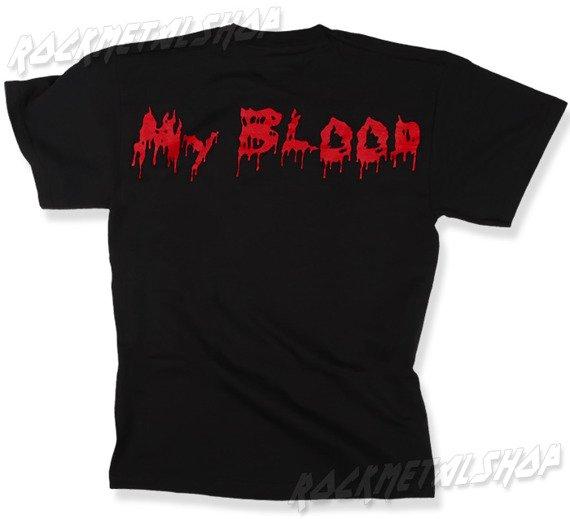 koszulka ARTILLERY - MY BLOOD