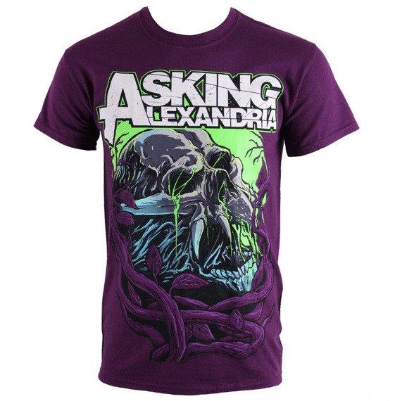 koszulka ASKING ALEXANDRIA - NIGHT SLIME 2